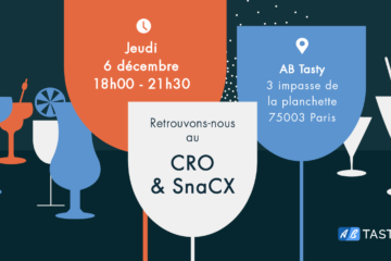 Evenement CRO ABTasty Usabilla 6 decembre